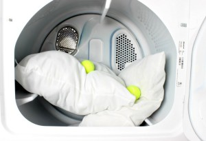 Pillows-in-Dryer